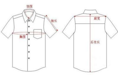 男士西装和衬衣之间的巧妙搭配