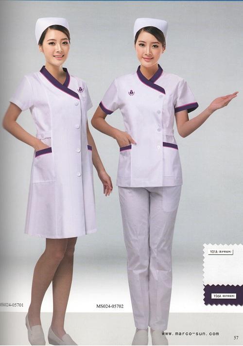 新款医护服